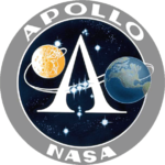 Ecusson du programme Apollo
