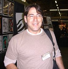 Adam Kubert en octobre 2009