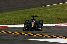 Photo de Karun Chandhok en 2011