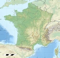 (Voir situation sur carte : France)