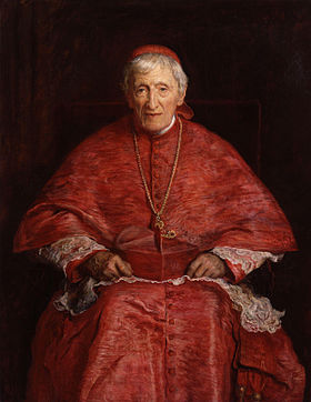 Image illustrative de l'article John Henry Newman