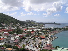 Image illustrative de l'article Marigot (Saint-Martin)