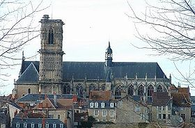 Image illustrative de l'article Cathédrale Saint-Cyr-et-Sainte-Julitte de Nevers