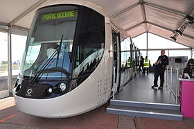 Image illustrative de l'article Tramway du Havre