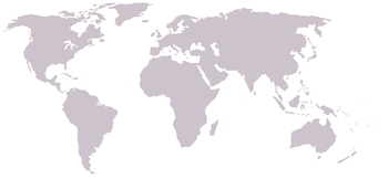 Blank map of world no country borders.PNG