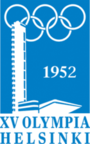 140px-Olympic logo 1952.png
