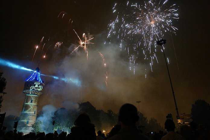 concours pyrotechnie chantilly