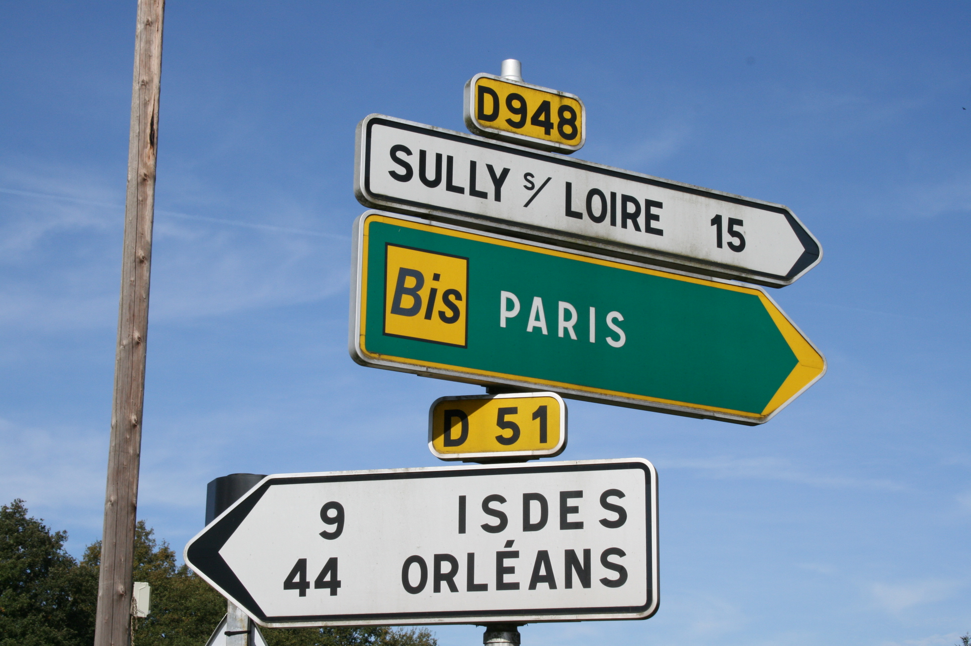 indication de distance sur un panneau de signalisation en france. Black Bedroom Furniture Sets. Home Design Ideas