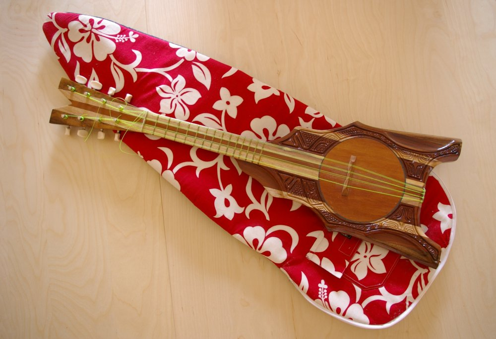 Youkoul l for Porte ukulele